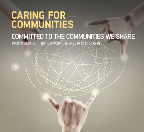 Caring for Communities